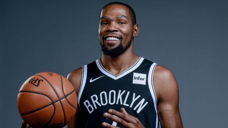 Kevin Durant Dating life