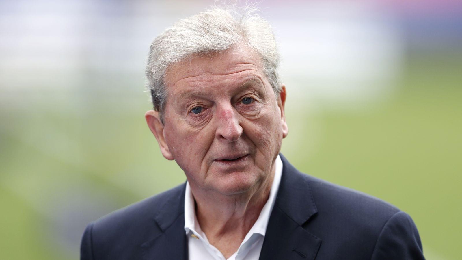 Roy Hodgson net worth
