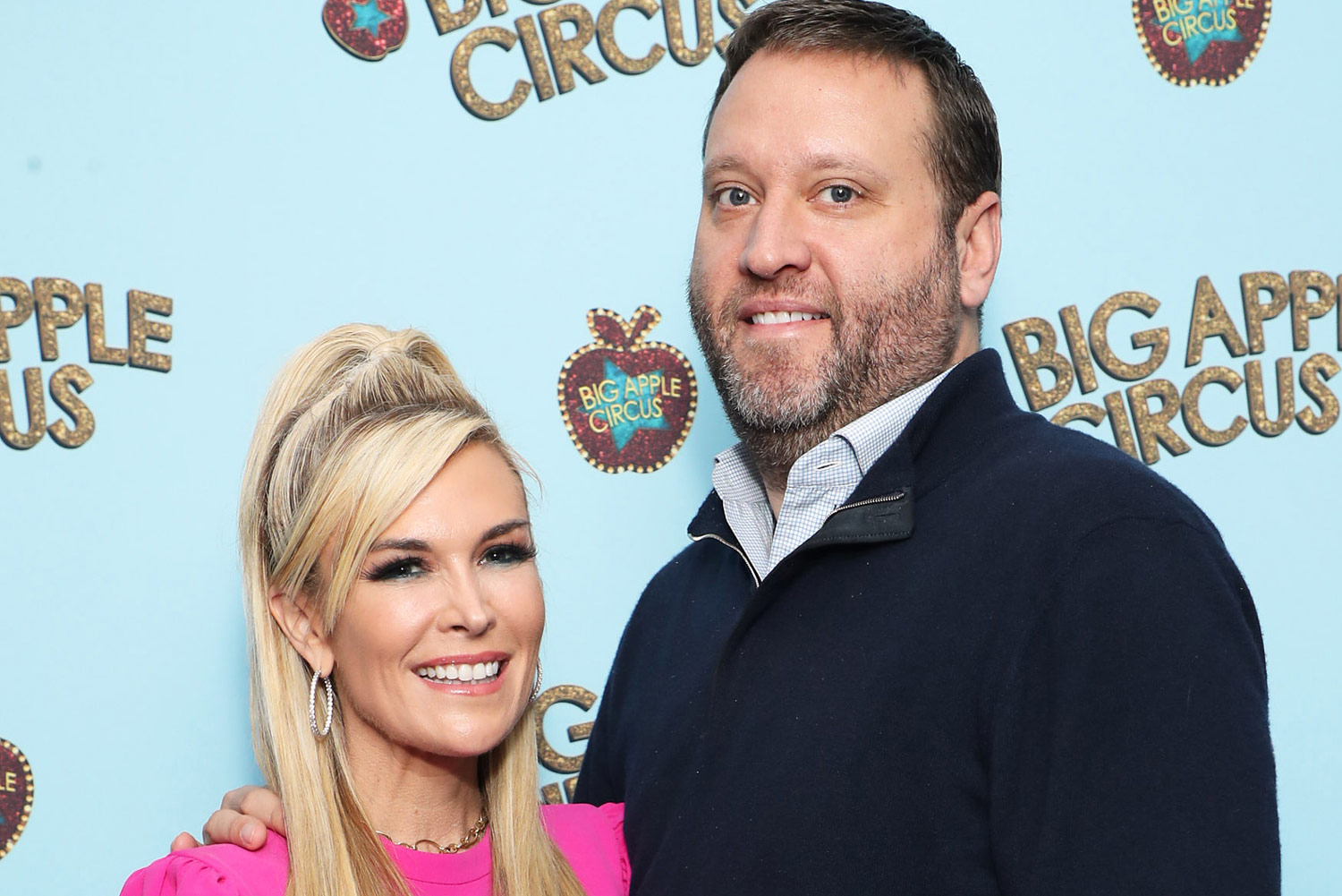 Who is Tinsley Mortimer dating?