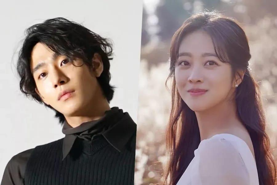 Kim Sejeong and Ahn So Hyeop