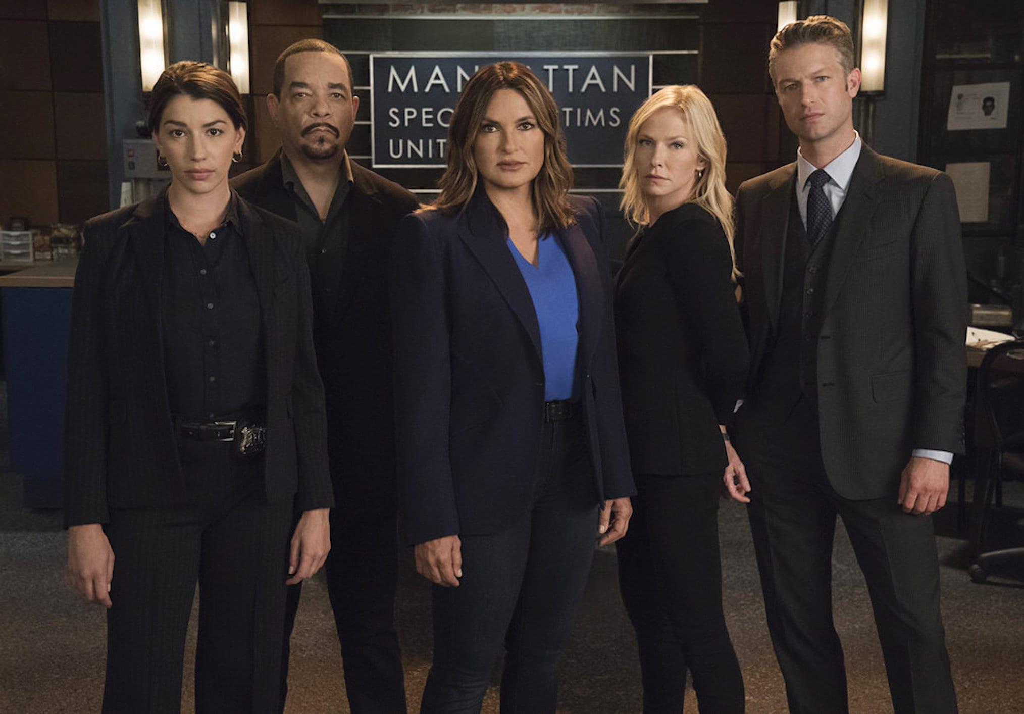 Law and Order SVU Season 22