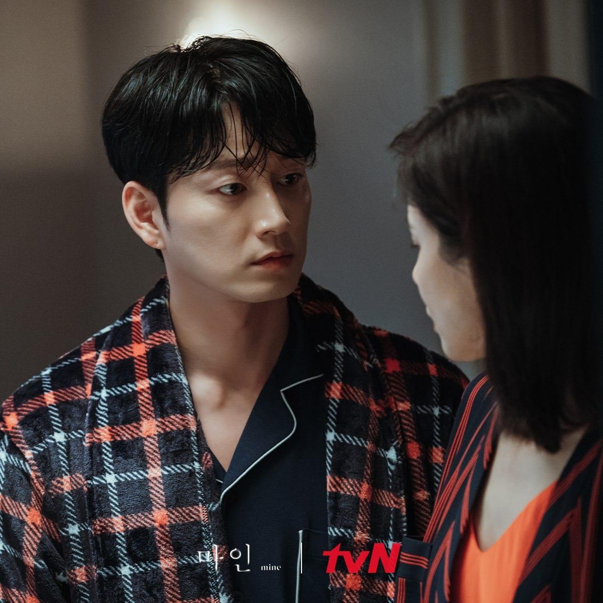 Lee Hyun Wook in The Bride of Black