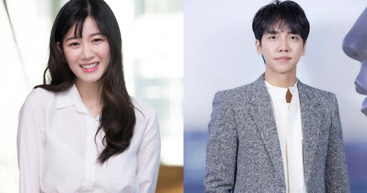 Lee Seungi and Lee Dai In getting married?