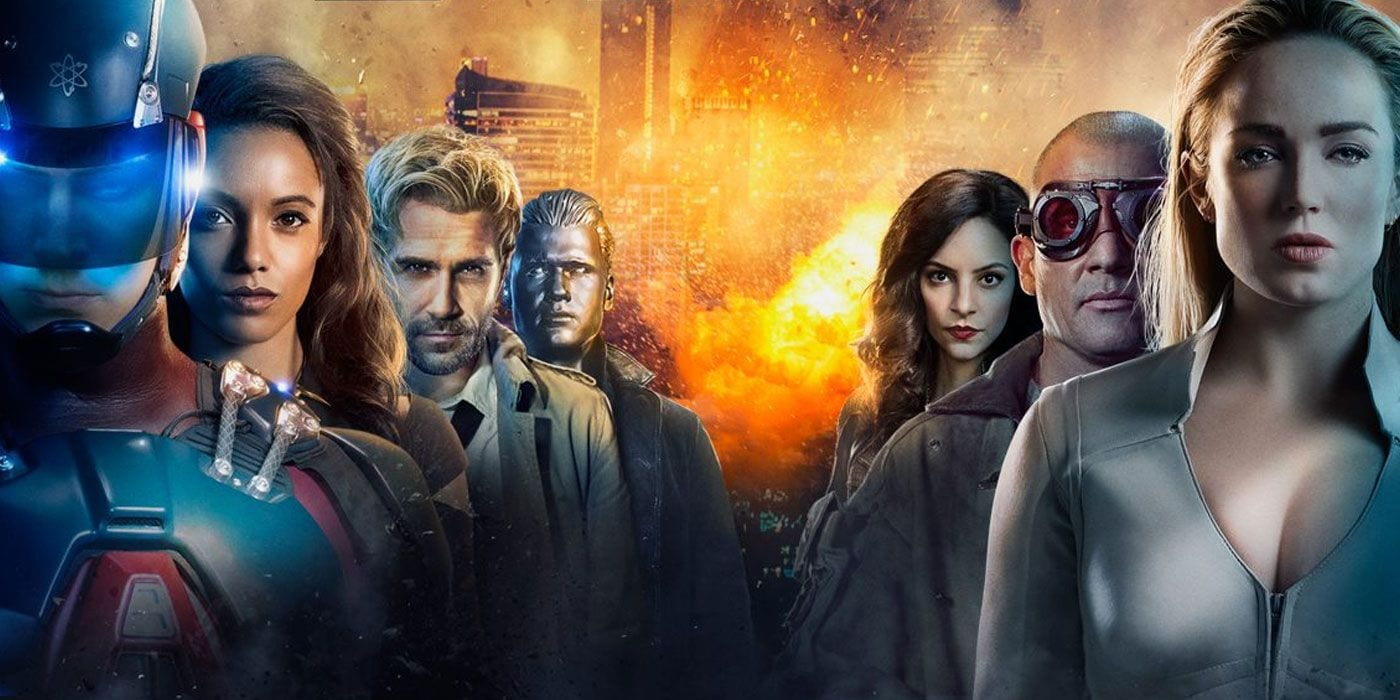 Preview And Recap: DC's Legends Of Tomorrow Season 6 Episode 3