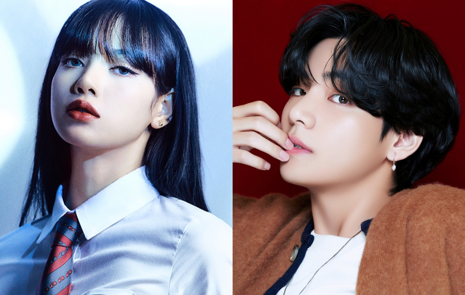 Top shippers for K-pop boy and girl