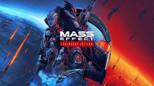 Mass Effect Legendary Edition Featured