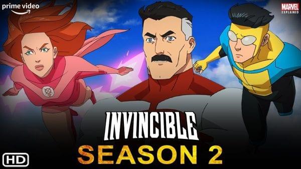 When Will Invincible Season 2 Release On Prime Video?