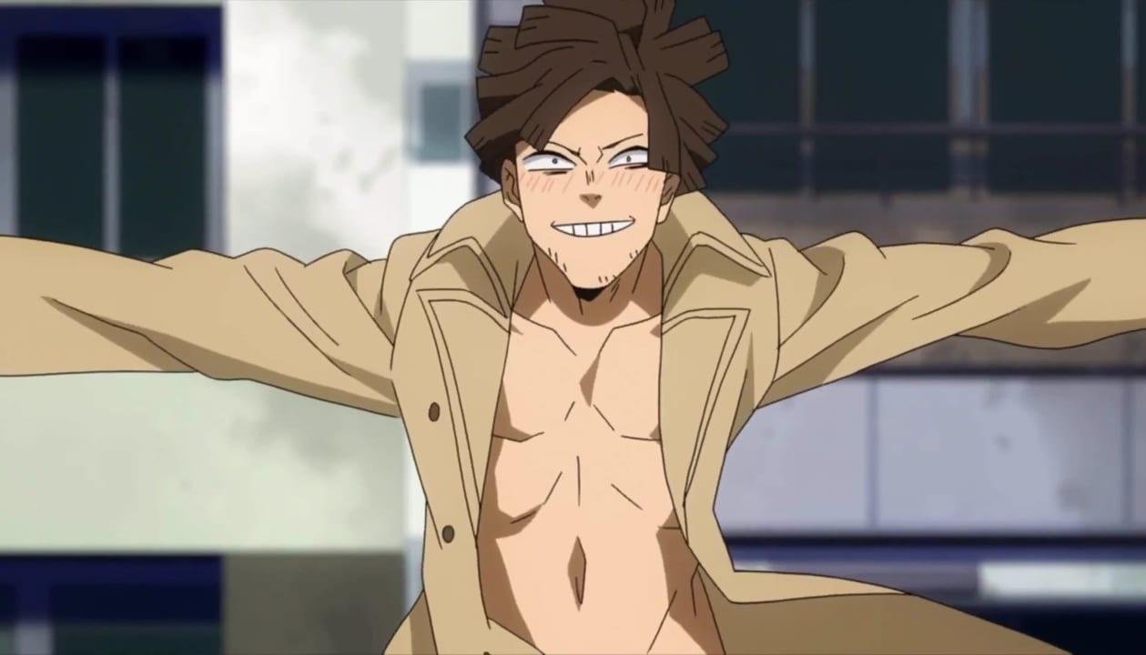 Teruo Hazukashi My Hero Academia
