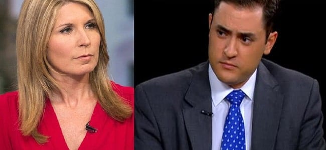 Is Nicole Wallace Still Dating Michael Schmidt? The Popular Faces Of News Channel