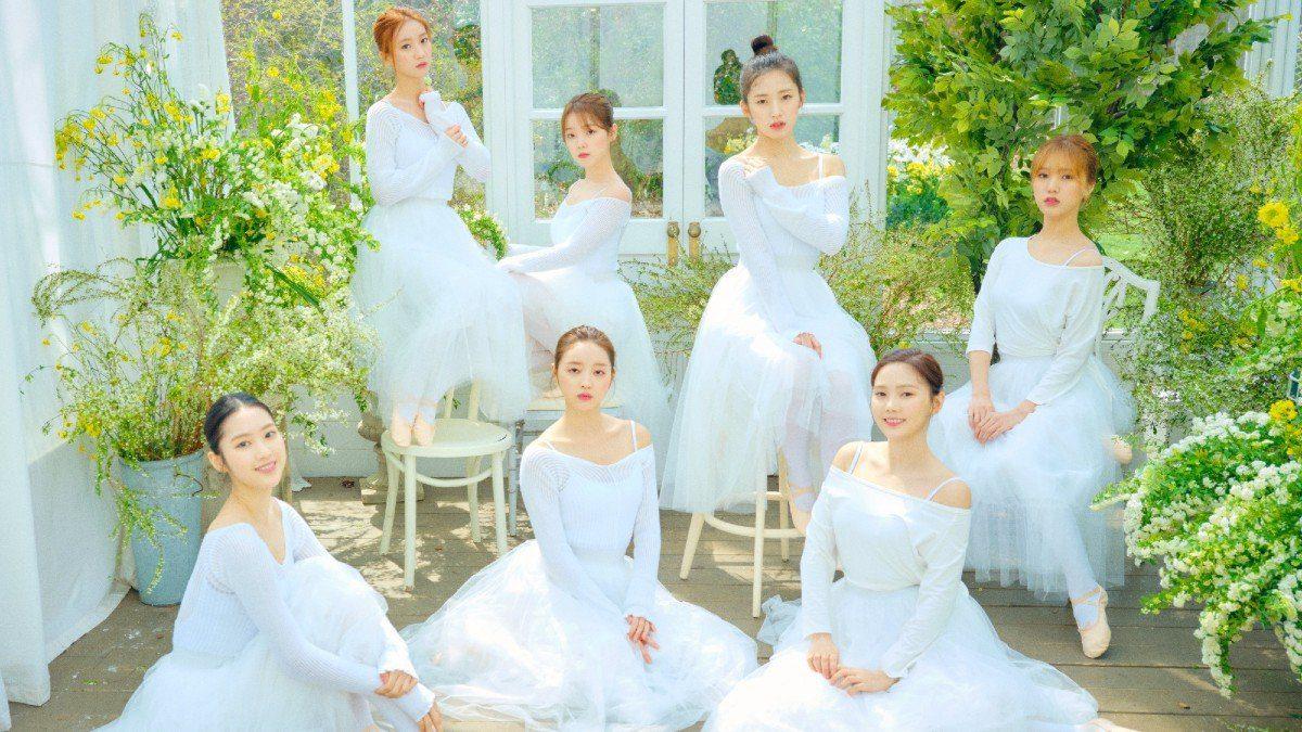 Oh My Girl updates on their mini album dear Oh My Girl
