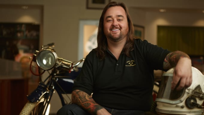 Chumlee's Early Life