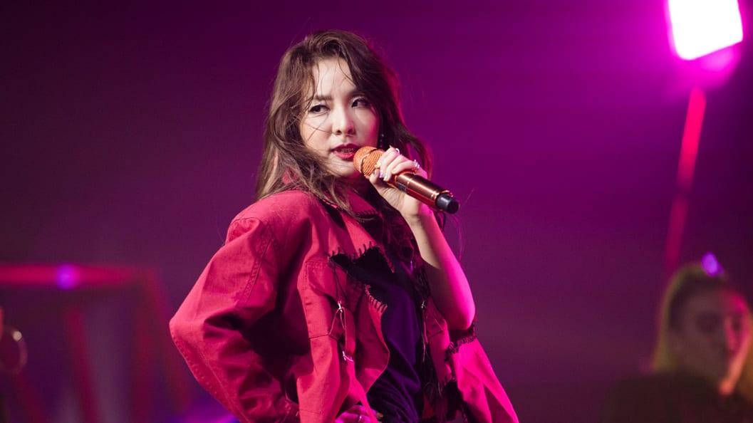 Sandara Park wrote a heartful message on leaving YG Entertainment
