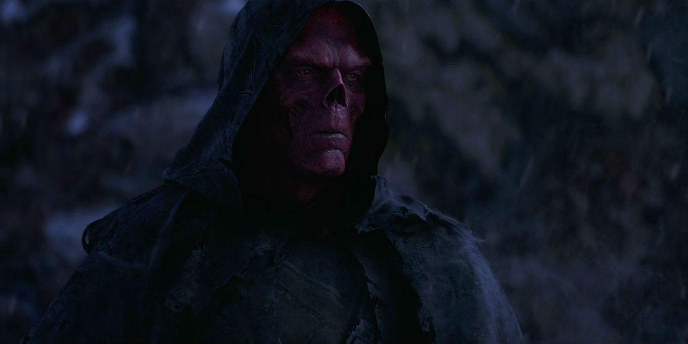 Red Skull Returns In Infinity War