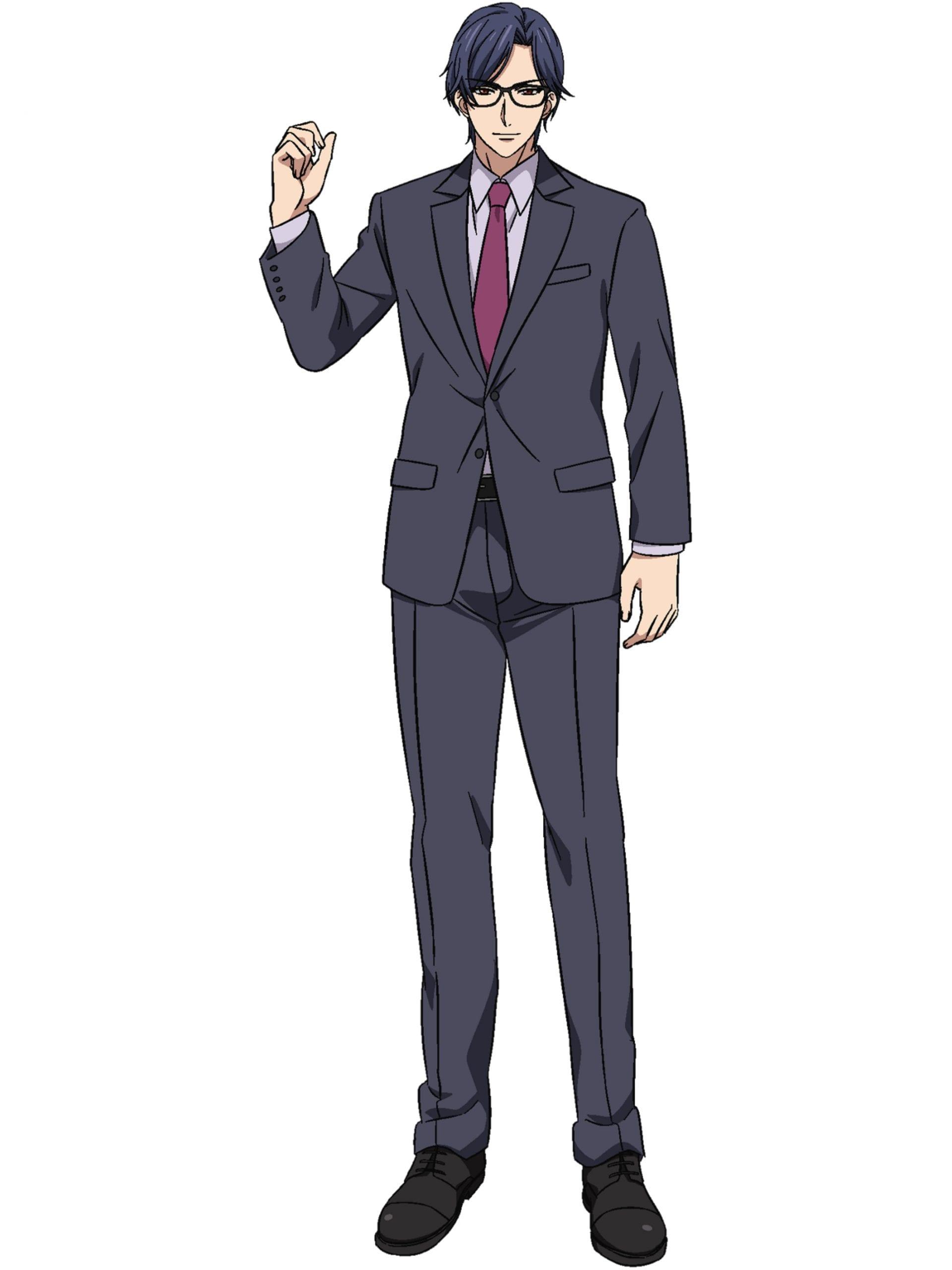 Rei Hidaka Fire in his Fingertips