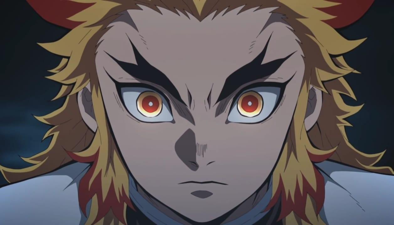 Flame hashira Kyujurou