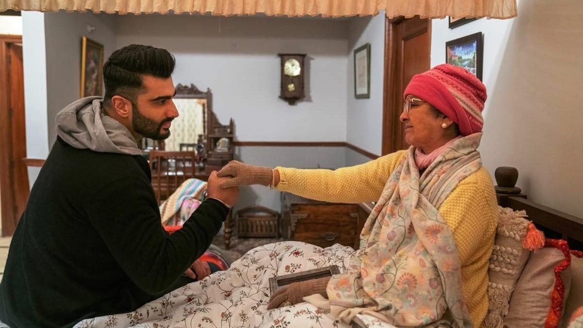 How to watch the movie Sardar Ka Grandson?