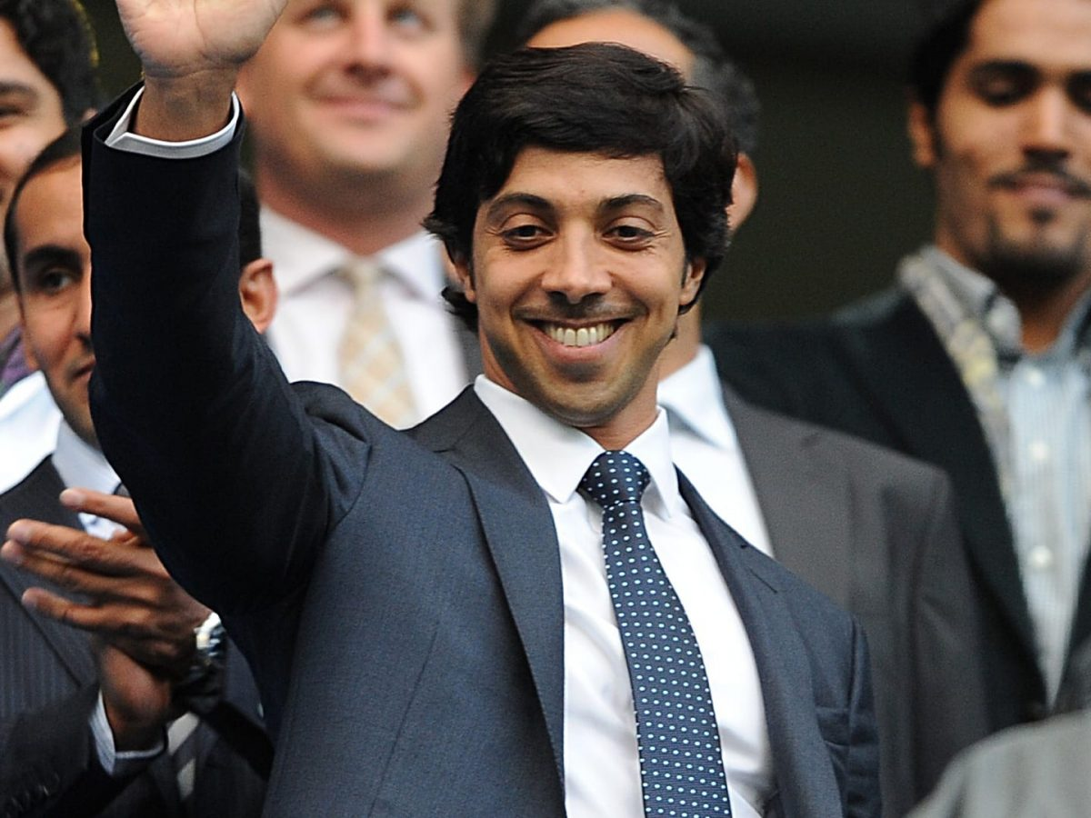 Sheikh Mansour Net Worth: How Rich is The Manchester City Owner? - OtakuKart