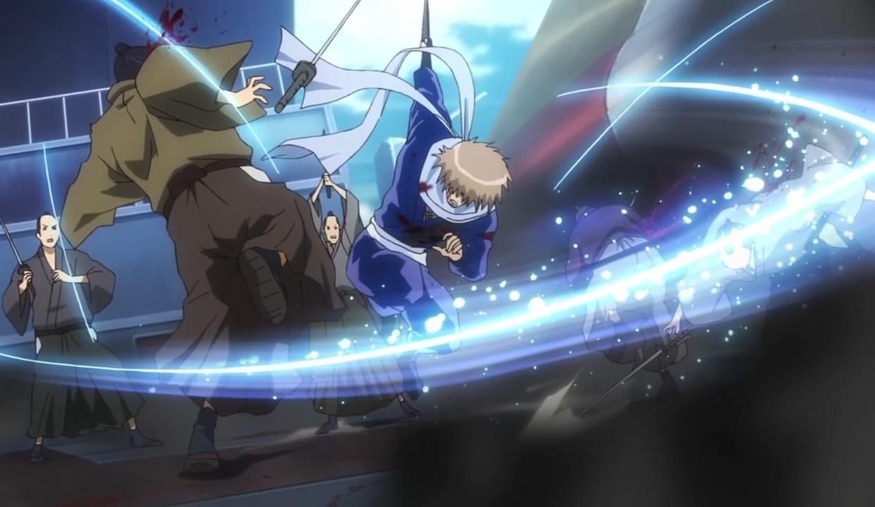 Best story arcs in anime
