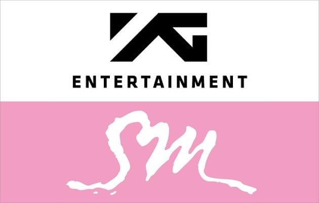 SM and YG Entertainment