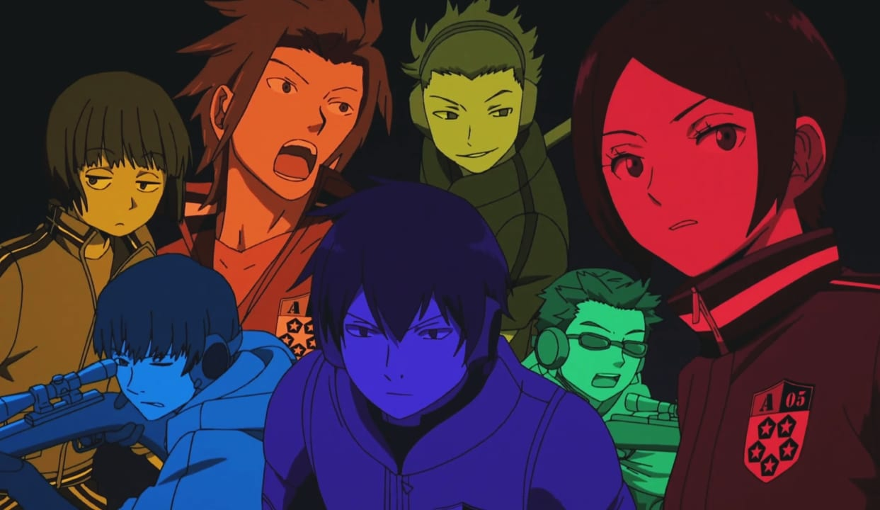 Strongest characters in World Trigger