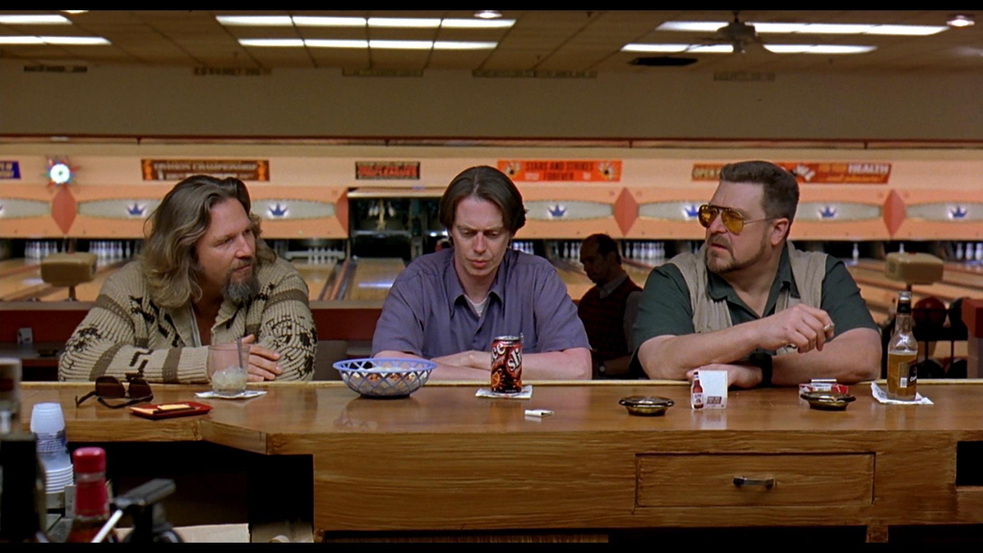 The Big Lebowski movie ending