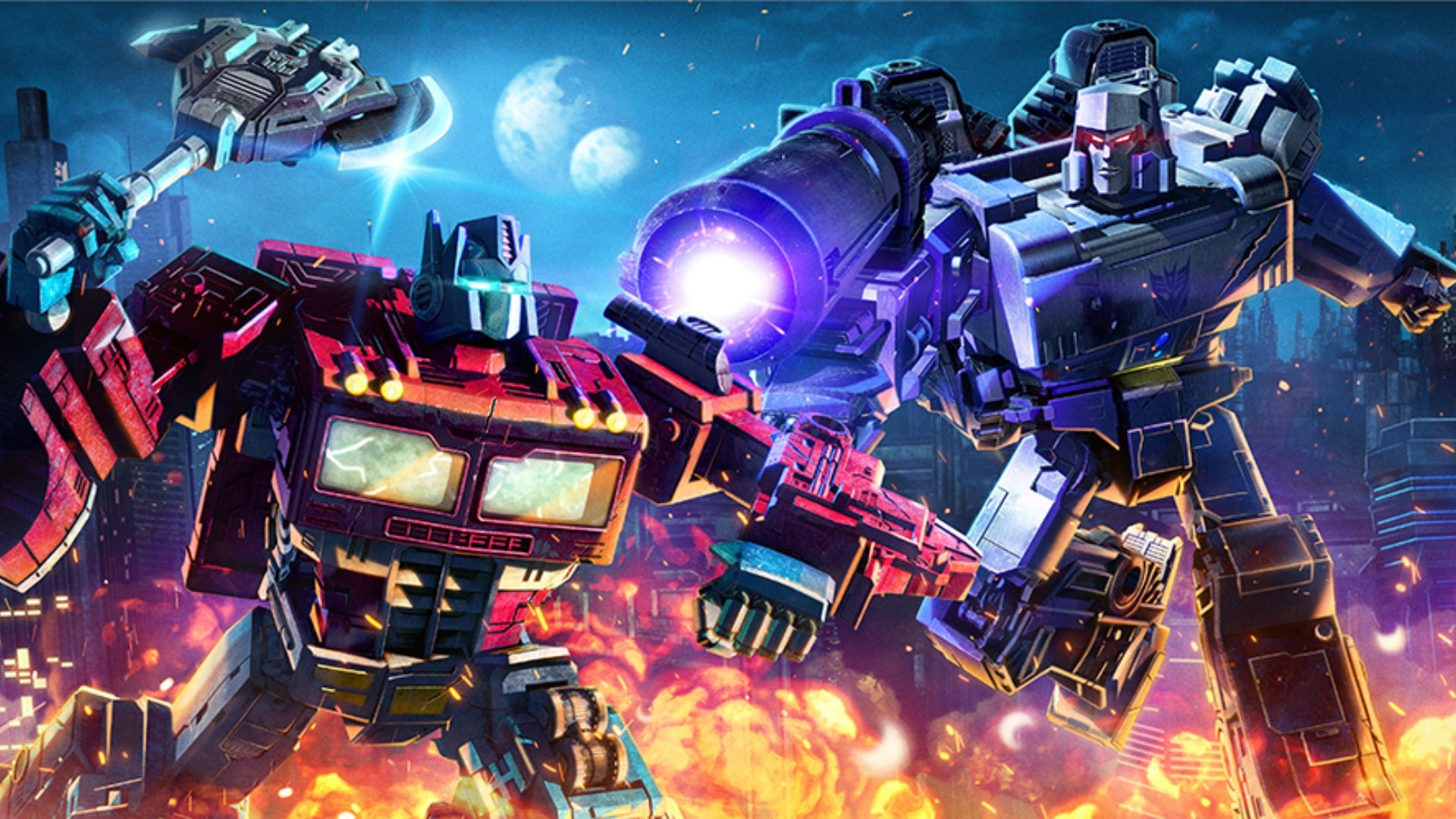 Preview And Release Date: Transformers: War for Cybertron Season 3