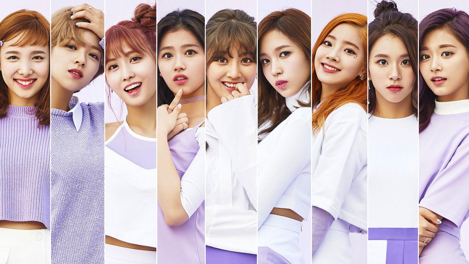 Names Of All Twice Members