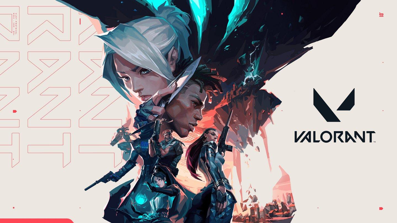 Valorant Cover Image