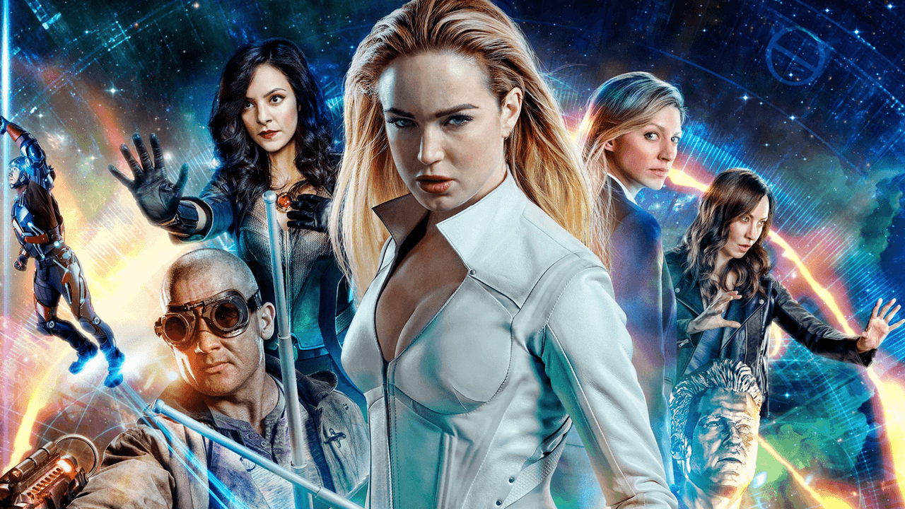 DC's Legends Of Tomorrow Season 6 Episode Schedule