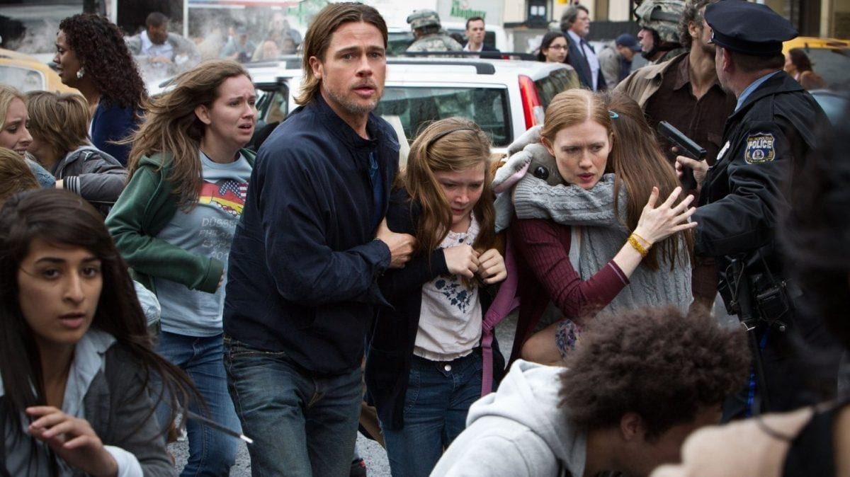 World War Z is more like Army Of Dead