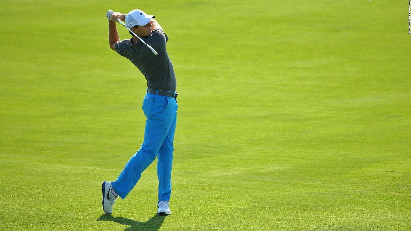 Rory McIlroy Net Worth: The Northern Irish Professional Golfer.