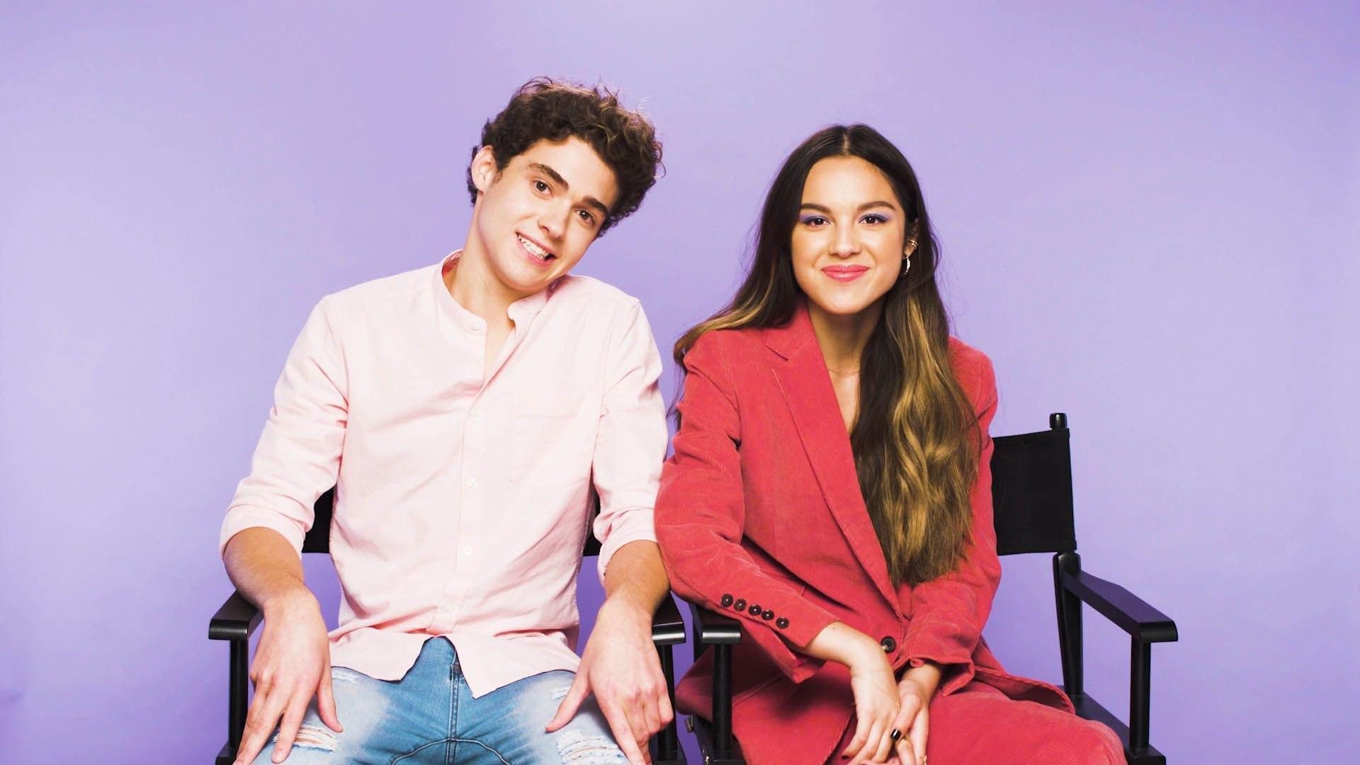 Olivia Rodrigo And Joshua Bassett