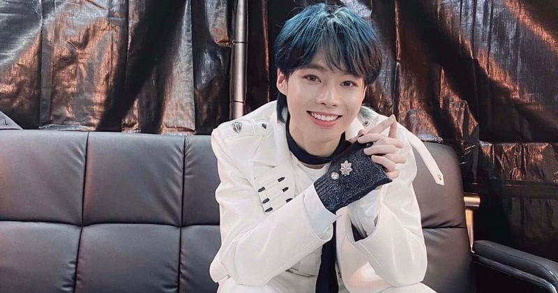 Hanbin joins Yuehua Entertainment