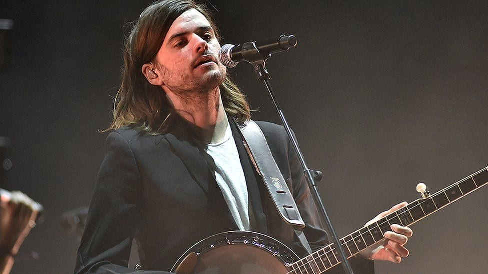 Why did Mumford and Sons break up?