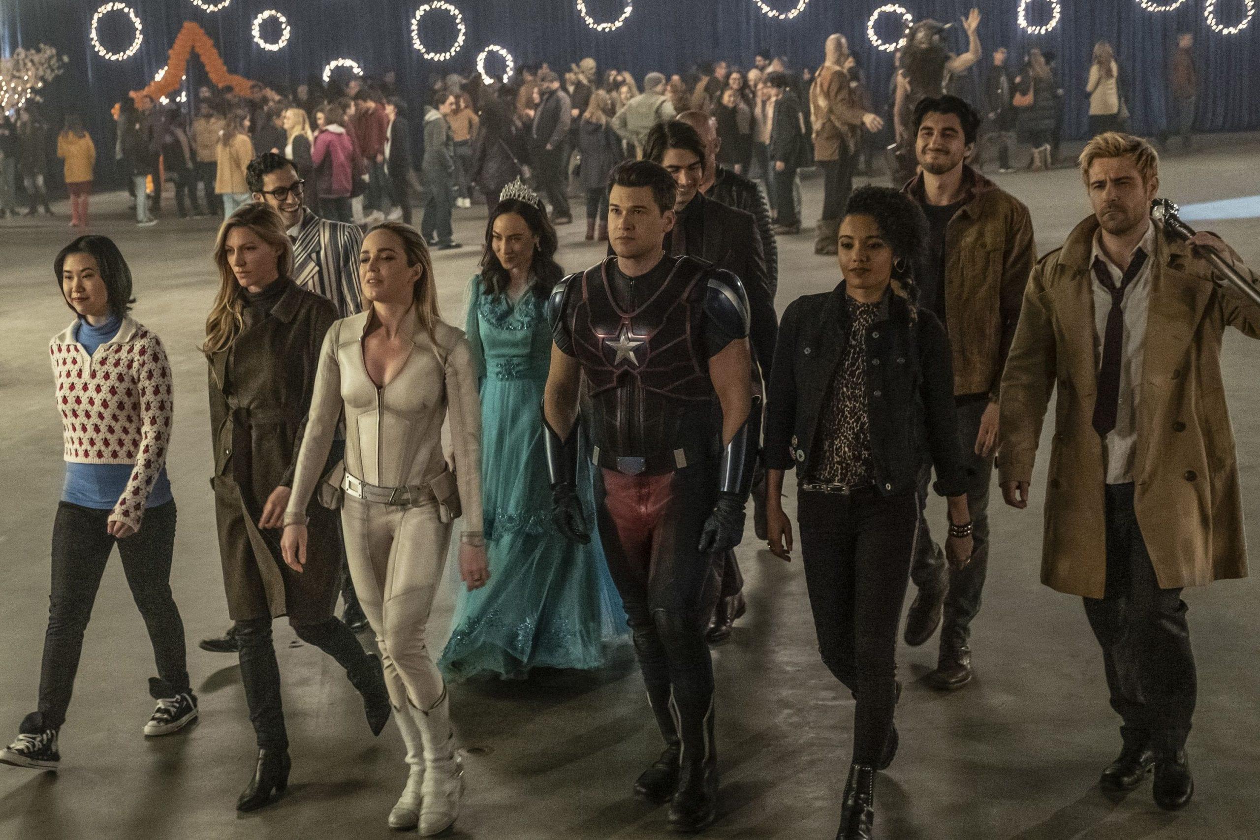DC's Legends Of Tomorrow Season 6