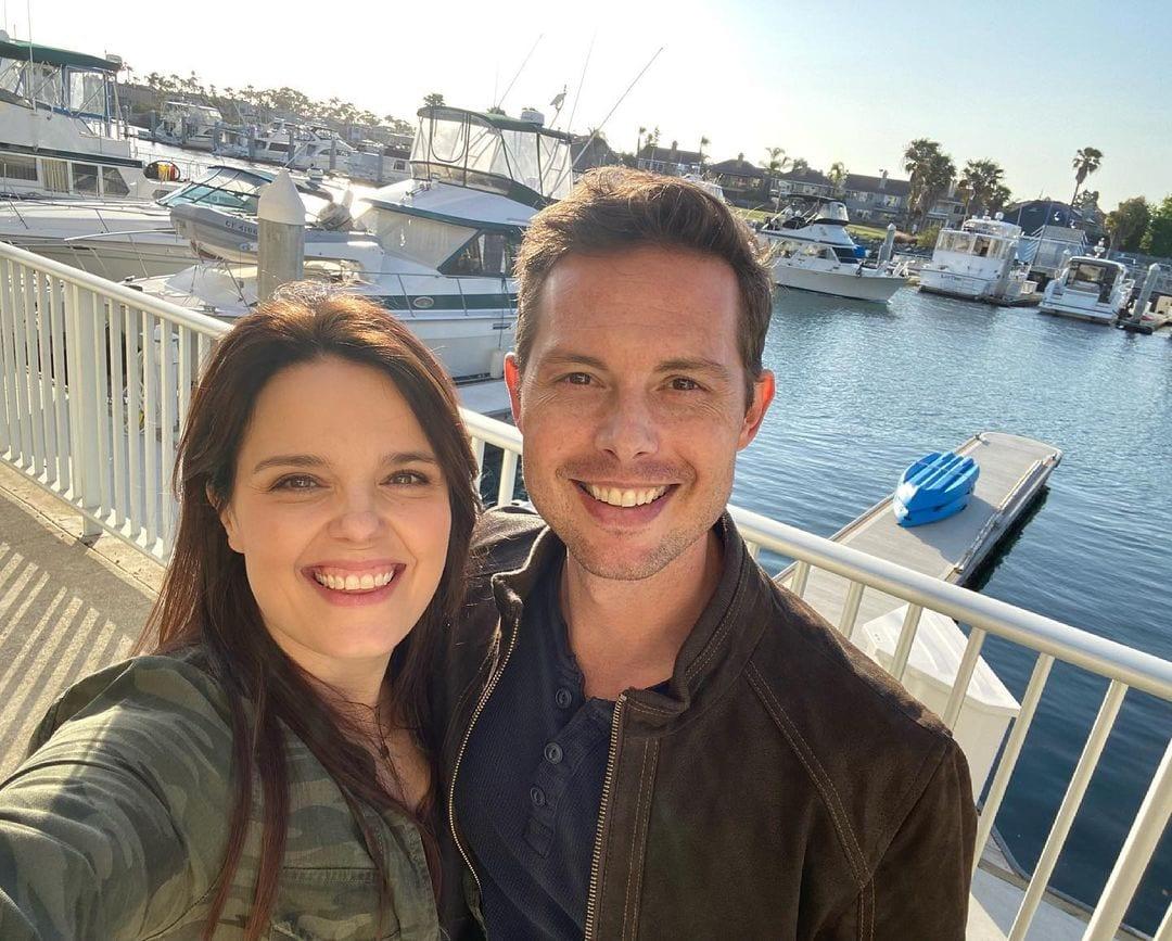 Kimberly and Daniel