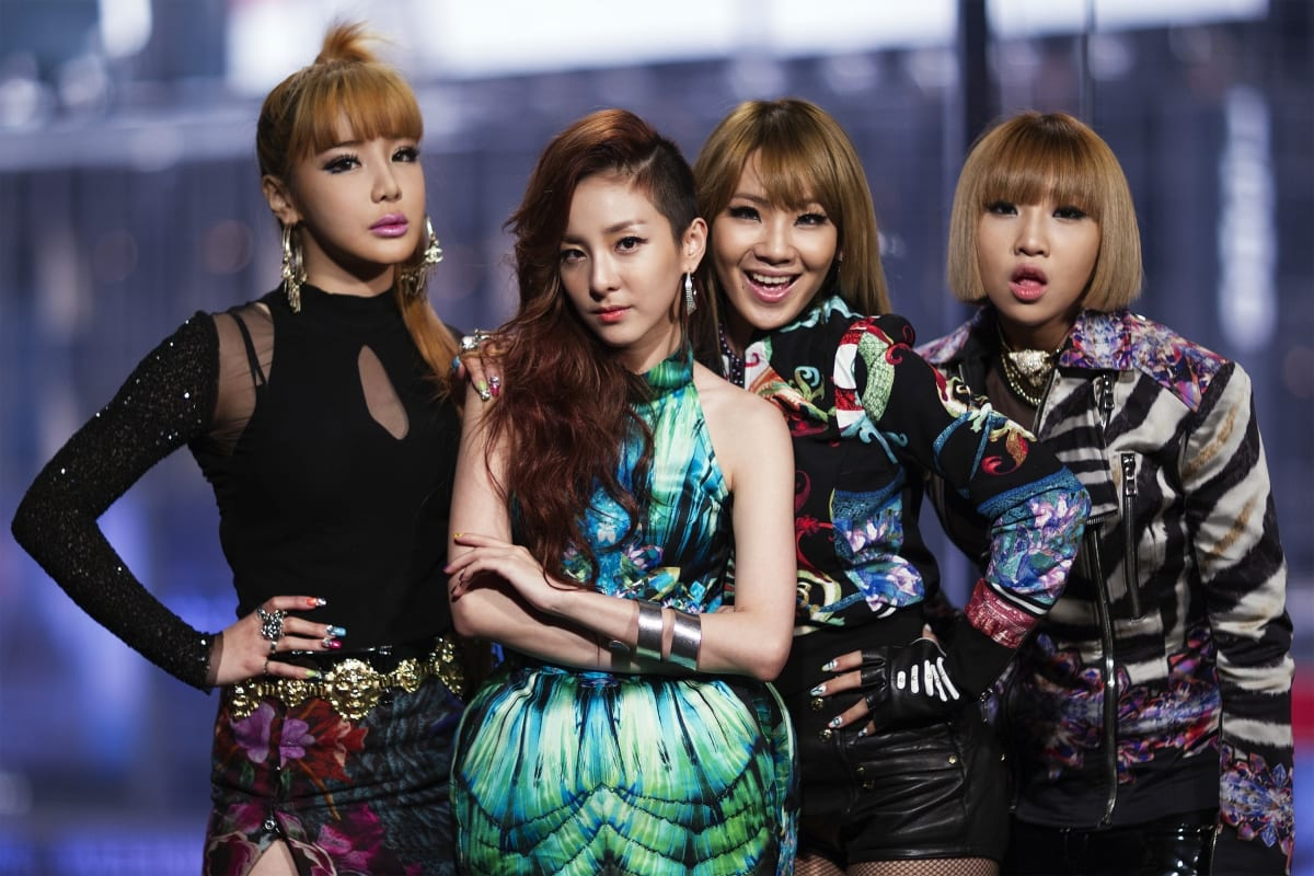 2NE1 Comeback