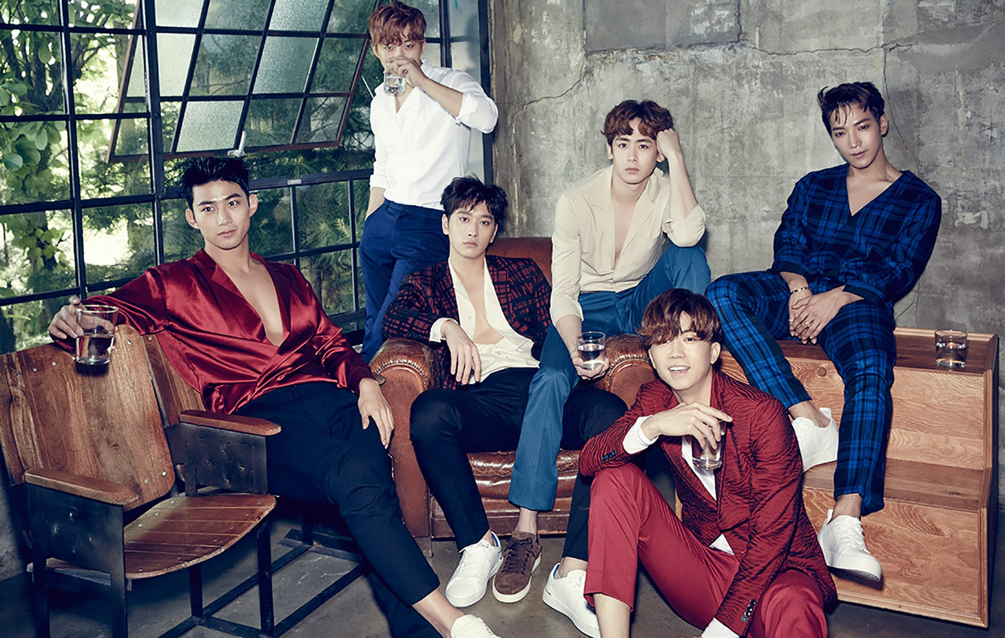 2PM Comeback with'Must': Talks About Comeback and More