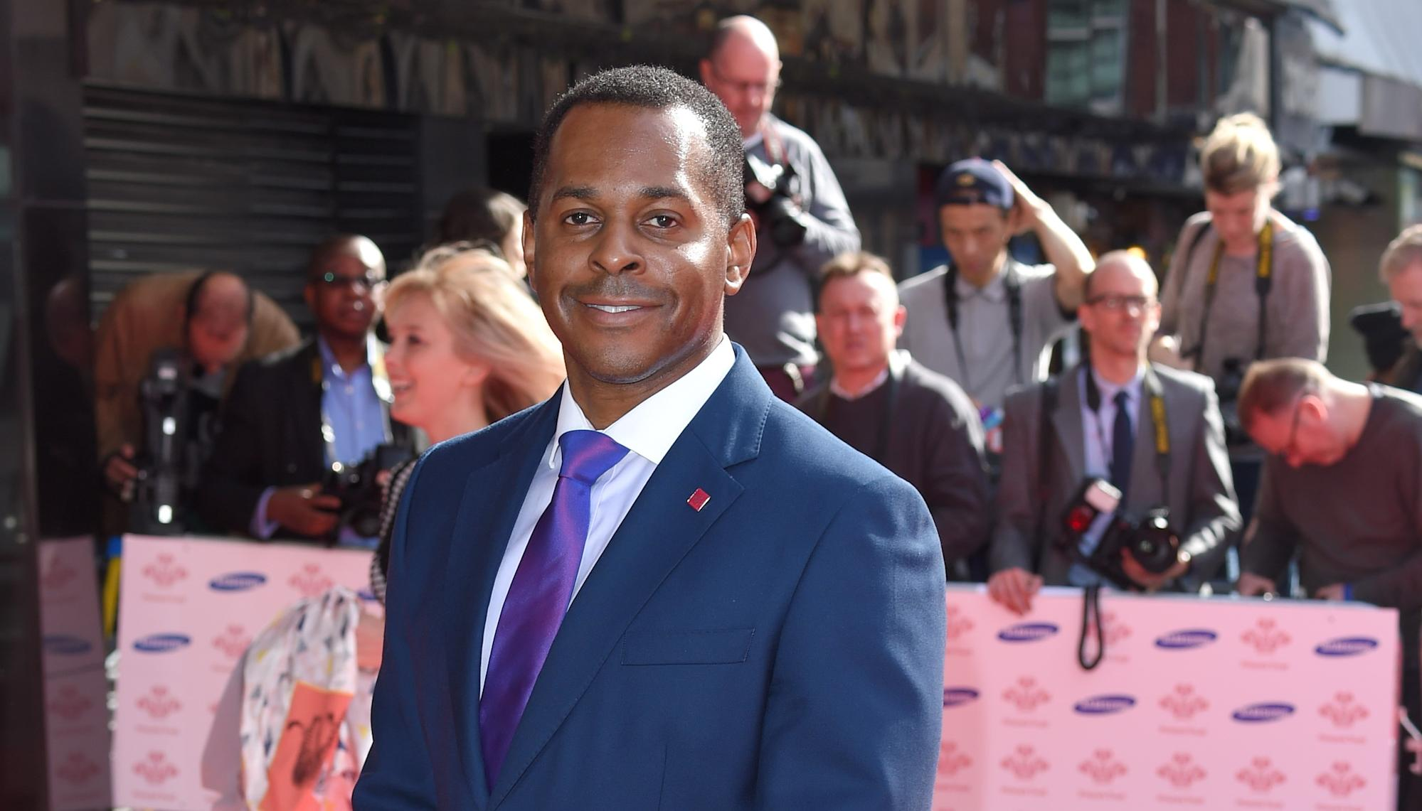 Is Andi Peters In A Relationship