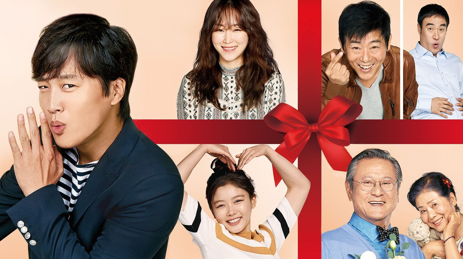 How to Watch Because I Love You Korean Movie Online?