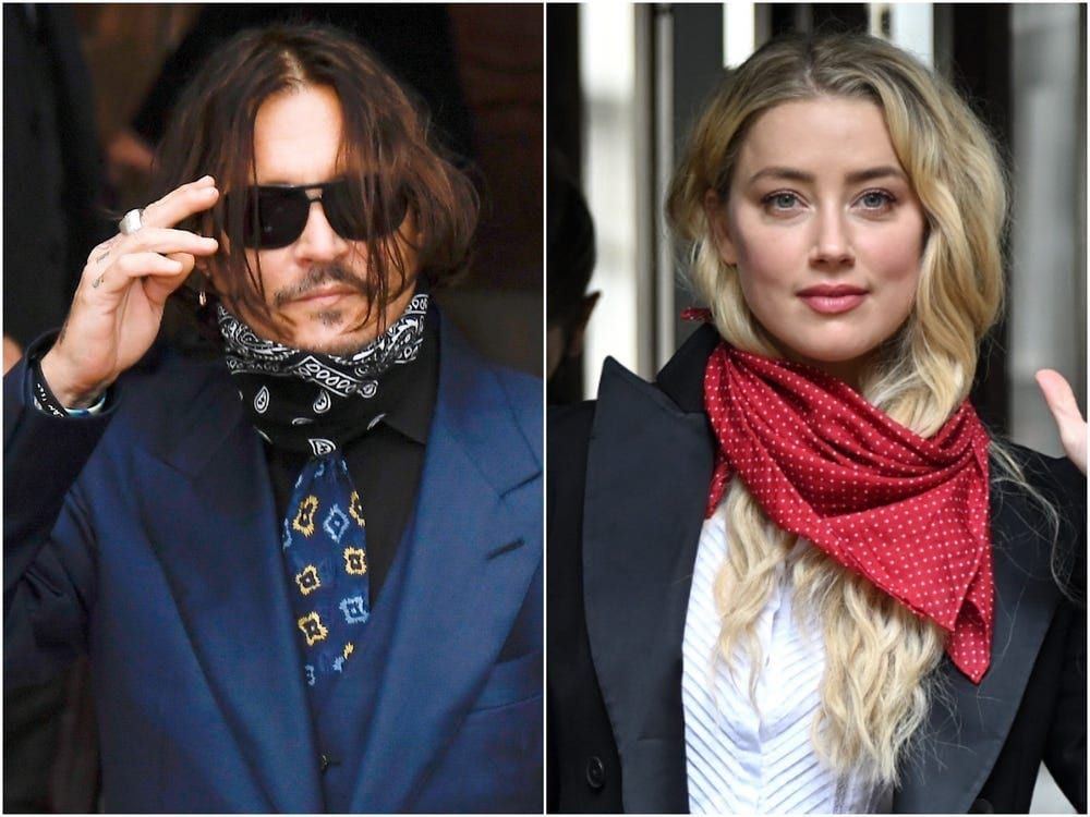 Who Is Johnny Depp Dating? The Bitter Ending With Amber