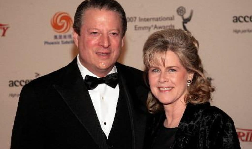 Who is Al Gore dating?