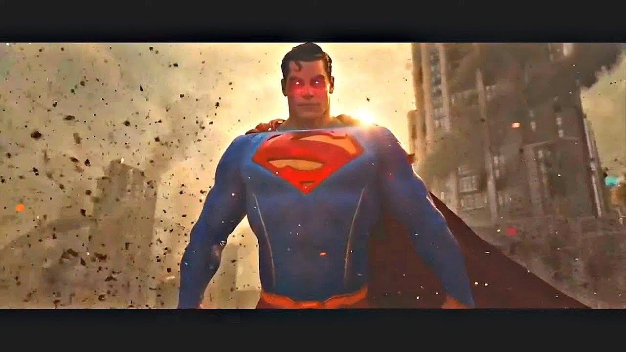Superman but Evil