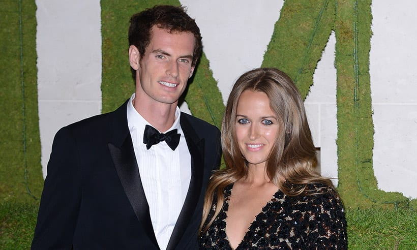 Andy Murray's wife