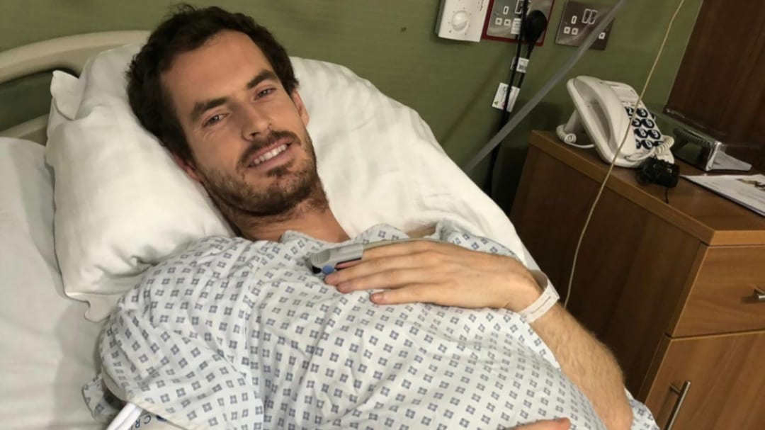 Andy Murray hip replacement surgery