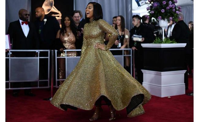 Ashanti Grammy award win