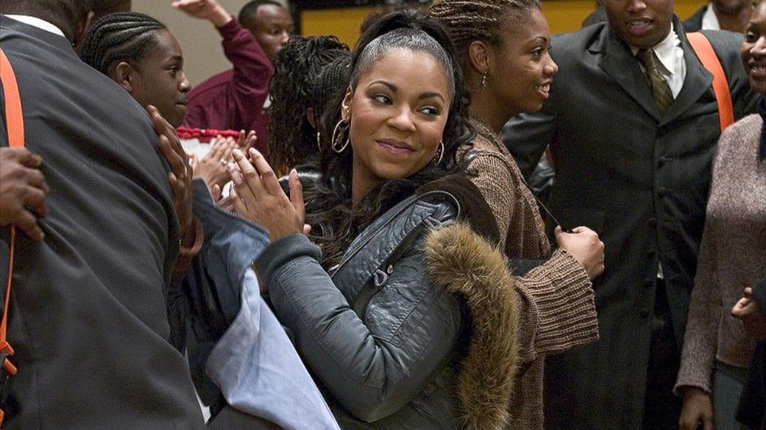 Ashanti Scene in Coach Carter
