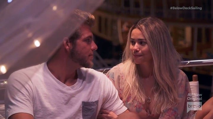 What went Down In Below Deck Sailing Yacht S02E15