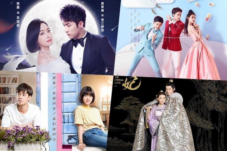 Best Chinese dramas On Youtube