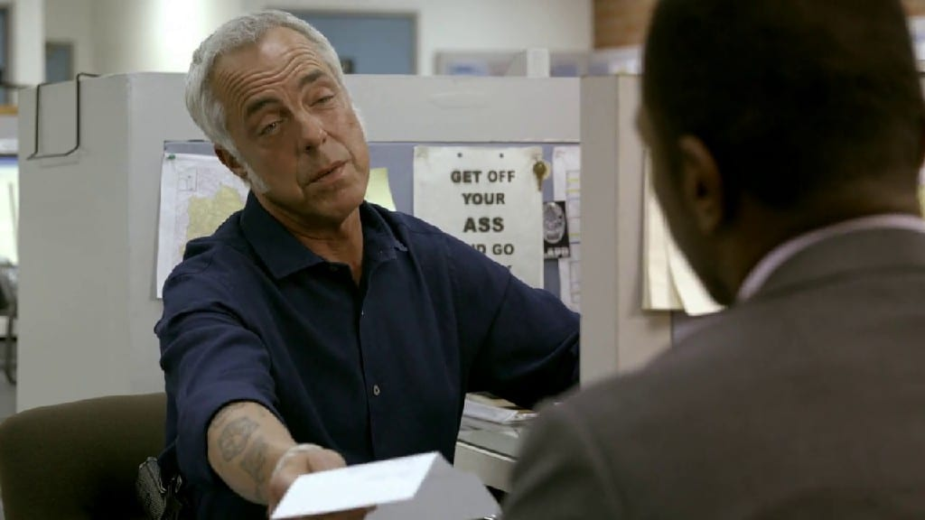 What Happened In Bosch S06?